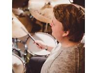 DRUM KIT MUSIC LESSONS - EAST LONDON with friendly & professional qualified educator/musician! £20ph