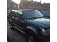ford explorer , 1997,automatic
