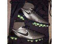 Nike Magista Obra UK7 AG-Pro Football boots / ADIDAS PREDATOR TIEMPO HYPERVENOM SUPERFLY