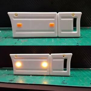 1:14 scale truck marker lights for Tamiya Trucks