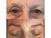 Micro blading brows (limited time only)