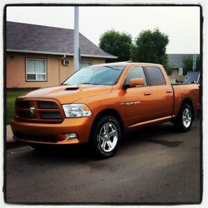 2012 Ram 1500 Sport Trade for diesel