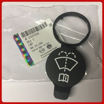 Genuine Vauxhall Windscreen Washer Bottle Cap  Insignia Corsa E 13227300