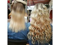 Hair Extension Specialist/Top Quality Micro Rings/London/Professional Makeup Artist AsSeenOnTowie/