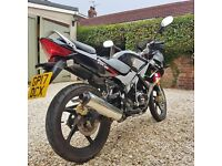 Lexmoto XTRs 125cc, LOW MILEAGE, BLACK - REDUCED MUST GO