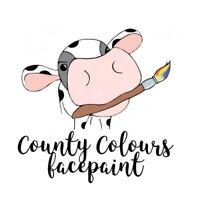 County Colours Face Painting