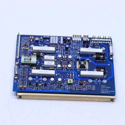 Servo Dynamics Sd412h-40s-107 Pn 7300-8025 Pc Board