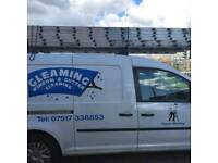 Window cleaner/gutter cleaning