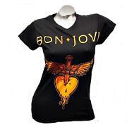 Ladies Bon Jovi T Shirt