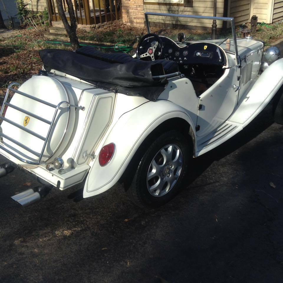 1891 MG kit car convertible kit car  mg