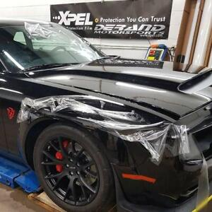 Xpel Paint Protection (PPF) Clear Bra, Clear Shield Protection from Stone Chips,Scratches etc.