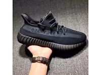 Adidas Yeezy Boost 350V2 Black Real Boost Core Bred 8