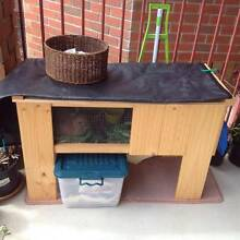RABBIT OR GUINEA PIG HUTCH Rowville Knox Area Preview