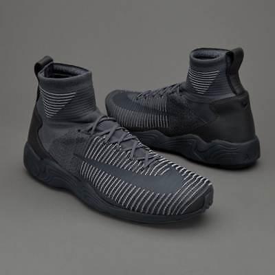 NIKE Zoom Air Mercurial XI Flyknit Herren Sneaker Grau 844626-002 Neu Socke Gr44 ()