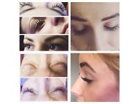 Individual Eyelash Extensions £30!! Beauty therapist loads of treatments! Waxing, nails, tanning ect