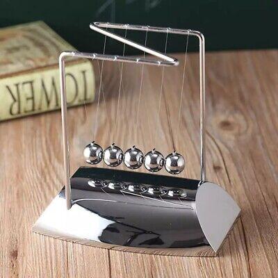 Newtons Cradle Steel Balance Balls Pendulum