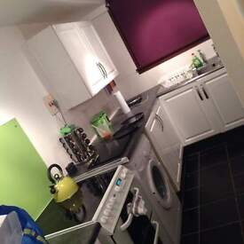 2 Double bed flat to rent in Portsmouth/Fratton part furnished