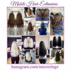 💎Mobile Hair Extensions💎
