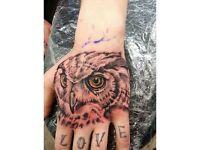 Tattoo Artist Romford