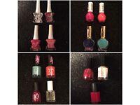 X15 nail varnish / polish £1 each