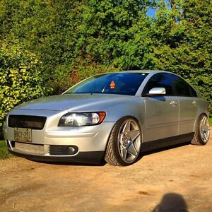 2005 Volvo s40 6 speed awd 2.5T