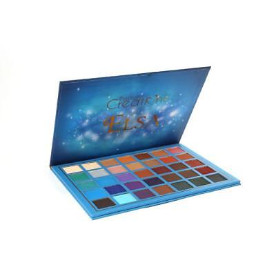 Beauty Creations Elsa Eyeshadow Palette - Colorful Pigmented Frozen