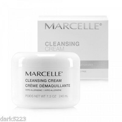 Marcelle Cleansing Cream Normal To Dry Skin - 7.3 fL.Oz / 240 - 240 Ml Cleansing Cream
