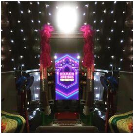Magic Mirror Selfie Mirror Photobooth to hire