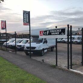 Cheapest online prices all stock reduced £1000 J&f trucks & vans mallusk