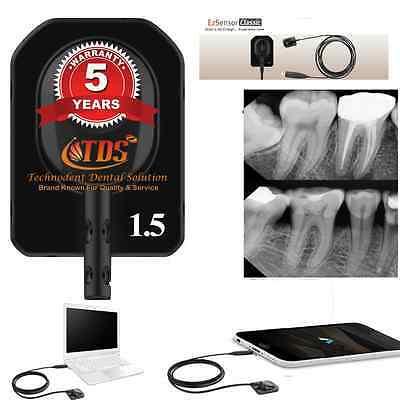 Digital Dentalradiographyrvg Sensor Ez Sensor Classic Usb005 5yrs Warranty