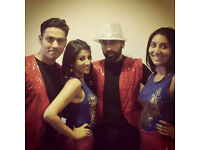 ASIAN BOLLYWOOD DANCERS AND DHOL PLAYERS FOR WALIMAA, NIKAAH, MEHNDI, BIRTHDAY AND KIDS PARTIES