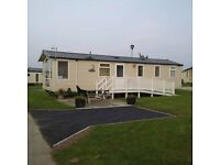 Luxury 3 bed 8 berth static caravan on Haven's Littlesea site Weymouth also 2018 dates available