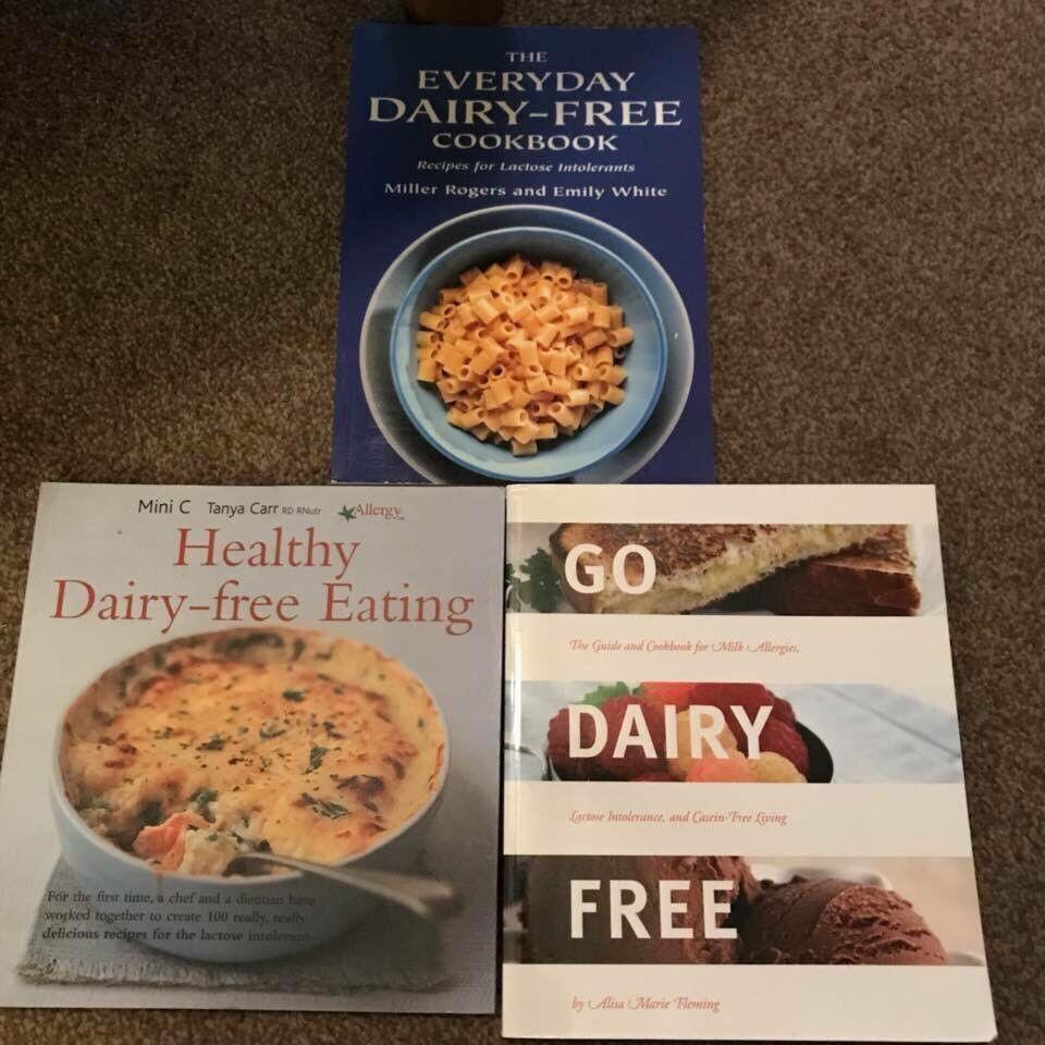 Diary free books x3