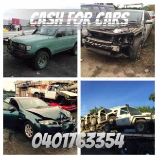 Cash for Unwanted Toyota cars, 4wd, Trucks, Hilux, Hiace, cruiser Brisbane City Brisbane North West Preview