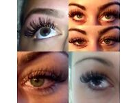 Individual lashes SPECIAL OFFER £65 instead of £80 £35 instead of £50 for synthetic