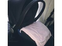 Silvercross Car Seat ( ALL BLACK )