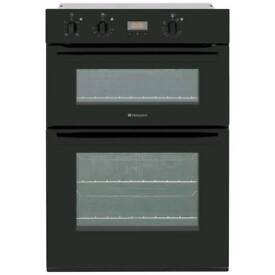 Eye-line built-in double oven