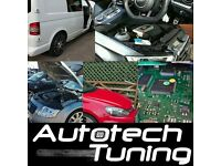 ECU Remapping - High quality map files, mobile service from Autotech Tuning