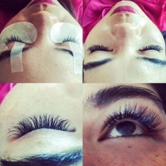 ✨CHRISTMAS SPECIAL✨3D-6D volum lashes extension only $80