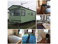 PRIMROSE VALLEY CARAVAN HIRE STATIC HAVEN SHORT BREAK