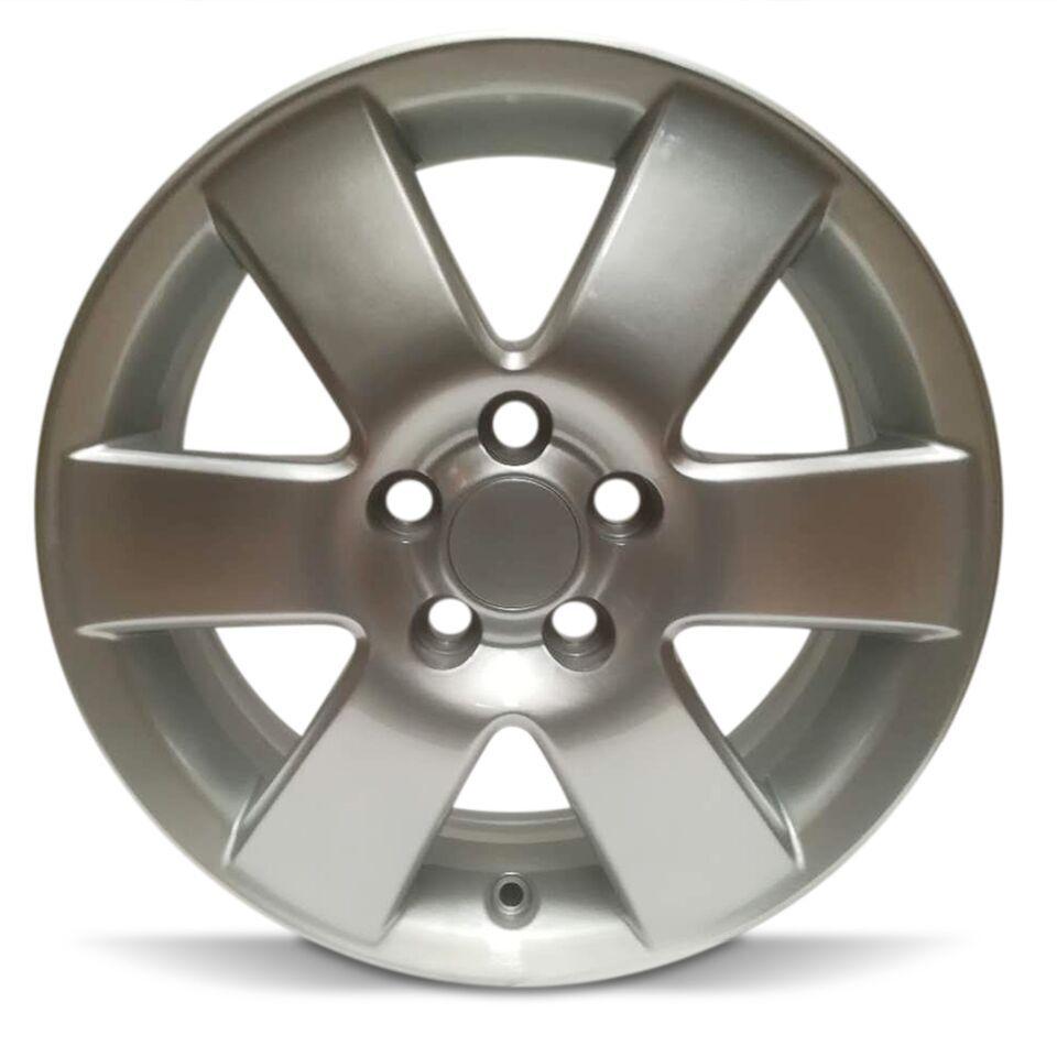 Wheel 15/'/' Steel Rim Fits 03-08 Toyota Corolla New 16 Holes 5 Lug 100mm 15/'/'x6/'/'