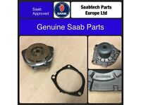 GENUINE SAAB 9-5 RUBBER BOOT MAT 5 DOOR 98-09 BRAND NEW 32026114