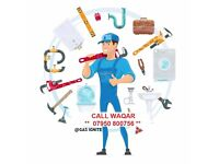 Plumbing, Gas safe from £25, No Call Out Charge 24/7- All London Borough's Covered- Fully Insured