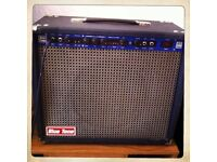 Bluetone Pro30M solid state guitar combo - vintage Marshall tone machine!