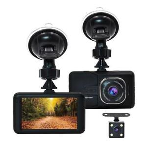 NEW DVR HD LCD SCREEN BACKUP CAMERA RECORDER Z5 DASH CAMERA RECORDER NIGHT VISION LOW AS $65.95