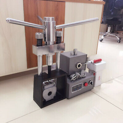 Dental Flexible Denture Machine 400w Professional System Injection Lab Equipment