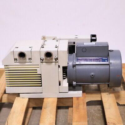 Leybold Trivac D40bcs Vacuum Pump