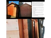 12x6ft Flexi shed