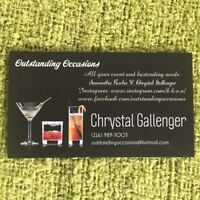 Bartending company for events, weddings, private functions