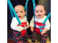 Part Time Nanny for 7 Month old Twins